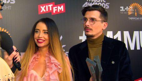 """""""Время и стекло"""" розповіли, як насправді виступали на M1 Music Awards"""