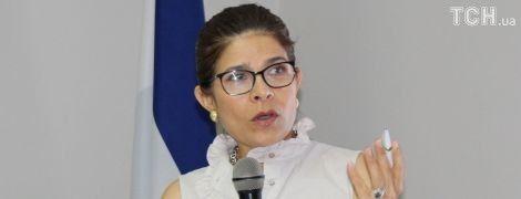 В Гондурасе сестра президента попала в авиакатастрофу