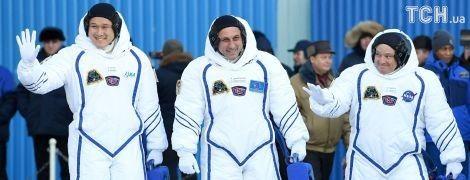 К Международной космической станции отправилась ракета с новым экипажем