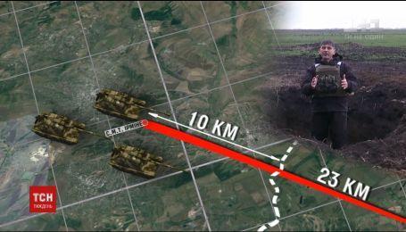 Боевики в Донбассе начали обстреливать населенные пункты в глубоком тылу украинской армии