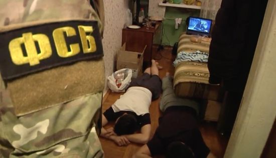 У Росії вербувальників терористів будуть саджати на довічний термін