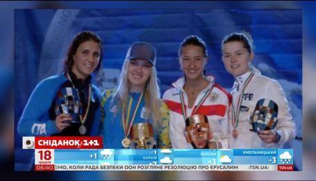 """""""Золото"""" у плаванні та фехтуванні: українські спортсмени вразили досягненнями за вихідні"""