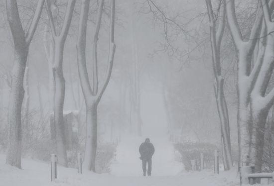 У трьох областях України через негоду вже знеструмлено понад десяток населених пунктів