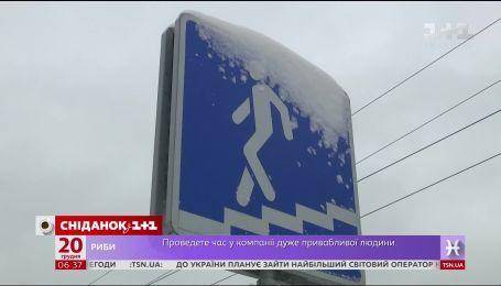 Столичный квест: киевляне жалуются на нерасчищенные лестницы