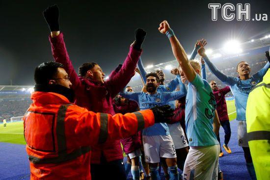 """""""Манчестер Сіті"""" вийшов у півфінал Кубка ліги, Зінченко відіграв 120 хвилин"""