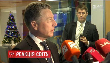 Курт Волкер считает атаку боевиками Новолуганского попыткой РФ сорвать Минские соглашения