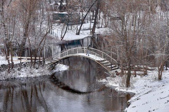 Синоптики обіцяють сніг в окремих регіонах та ожеледицю. Прогноз погоди на 21 грудня
