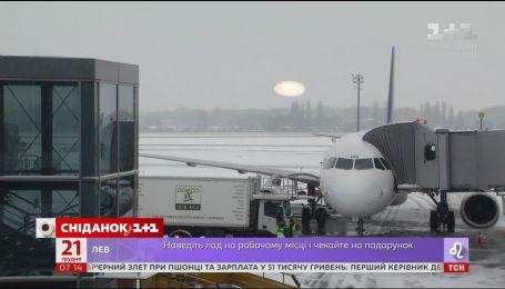 Мининфраструктуры предлагает продлить метро до аэропорта Борисполь
