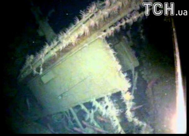 Зниклий 100 років тому підводний човен знайшли біля Папуа-Нової Гвінеї