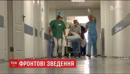 На фронте в результате обстрела погиб украинский воин