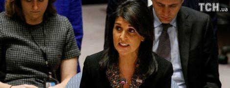 """В Солсбери и Думе было применено """"оружие террора"""" - постпред США в ООН"""