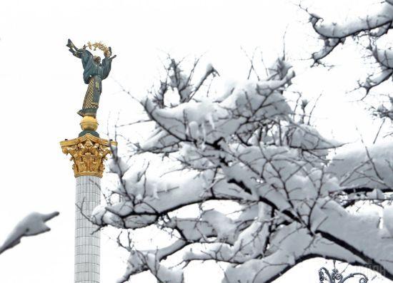 П'ятниця буде зі снігом та ожеледицею. Прогноз погоди на 22 грудня