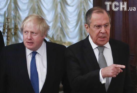 """Глава МЗС Британії - Росії: """"Ніяких ділових стосунків, поки РФ дестабілізує Європу"""""""