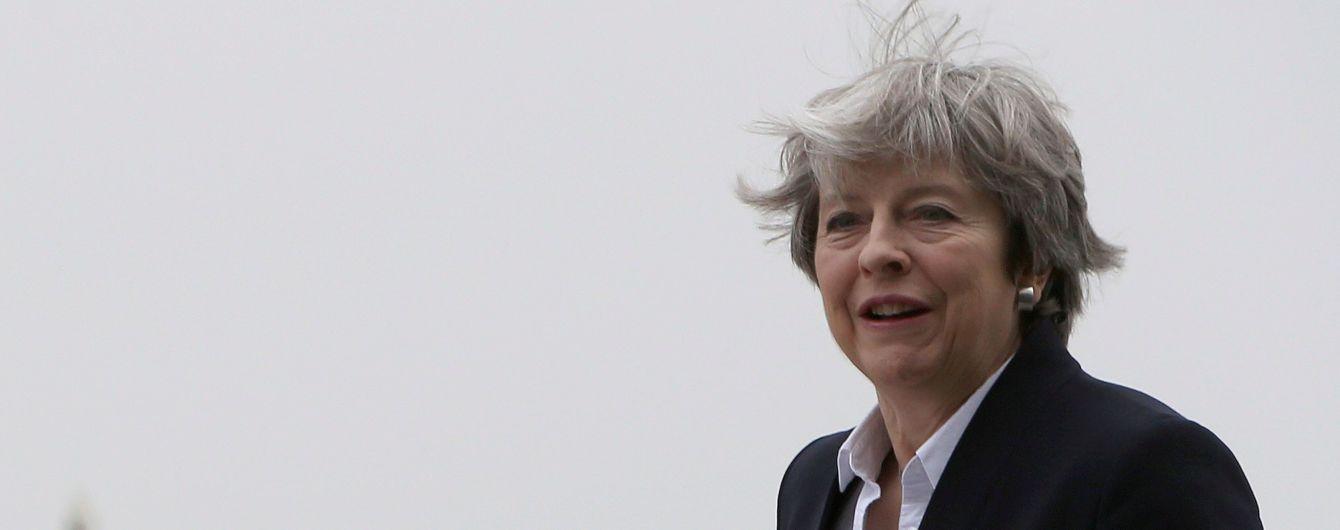 Премьер Британии сделала заявление по поводу повторного референдума о Brexit