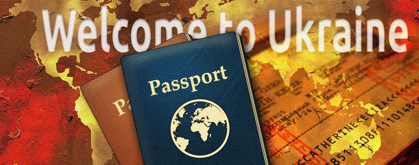 Украину в 2017 году посетили свыше 14 миллионов иностранцев – Госстат