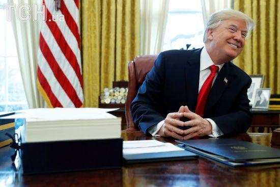 Трамп нагадав Кім Чен Ину, що ядерна кнопка США набагато потужніша