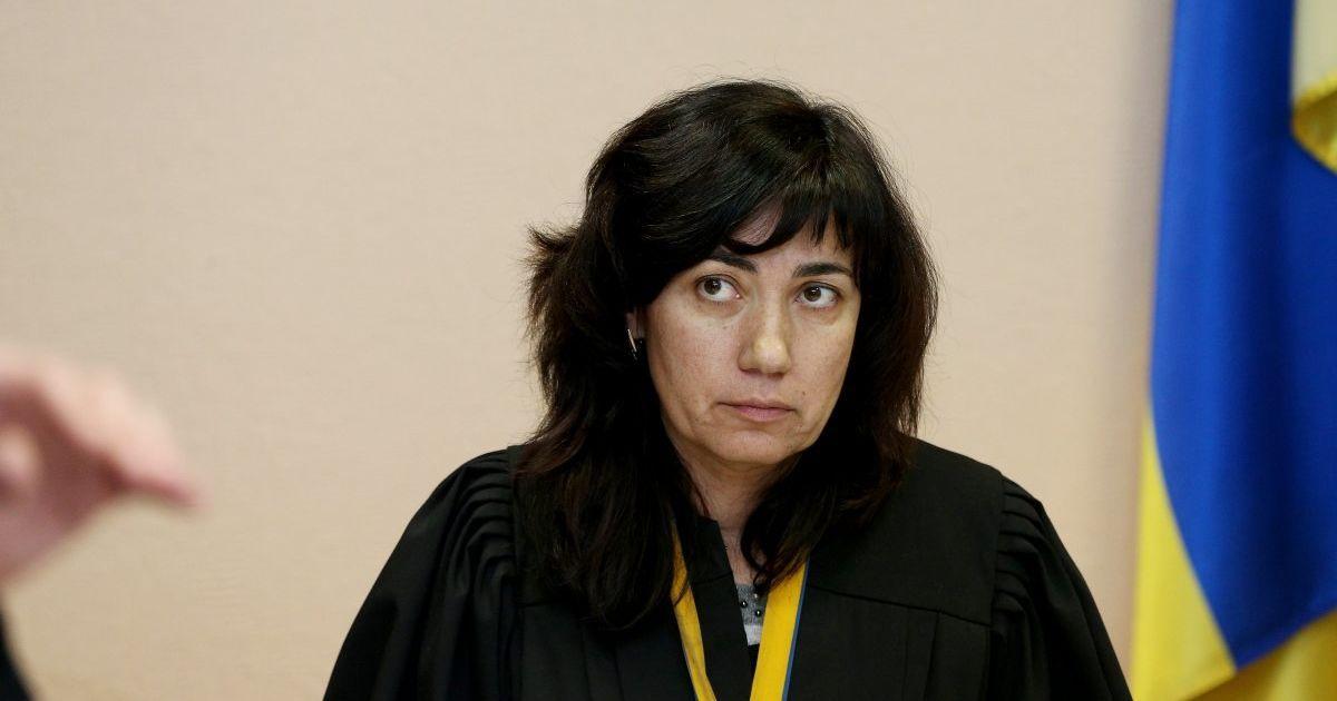 Вища рада правосуддя відкрила дисциплінарну справу стосовно судді  Печерського районного суду Києва Лариси Цокол f441dc60ef526