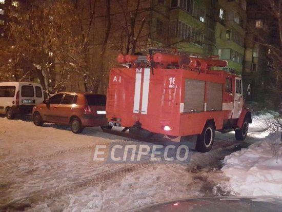 У Києві жінка згоріла у власній квартирі