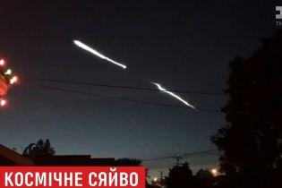 В Калифорнии запуск ракеты Falcon 9 спутали с ядерной атакой КНДР