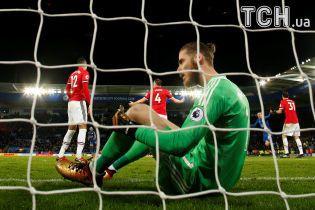"""""""Манчестер Юнайтед"""" неожиданно потерял очки в чемпионате за несколько секунд до конца игры"""