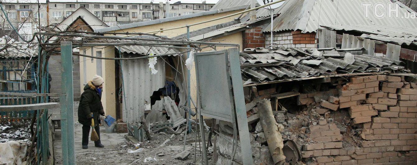 В районе Светлодарской дуги боевики активизировали воздушную разведку – дайджест АТО
