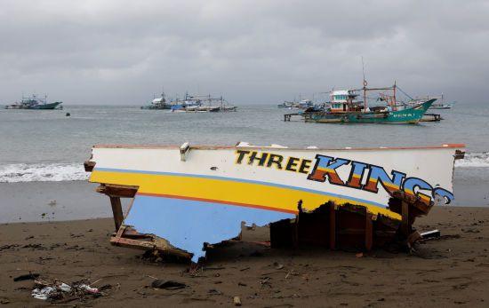 Філіппіни атакував тайфун: 230 загиблих