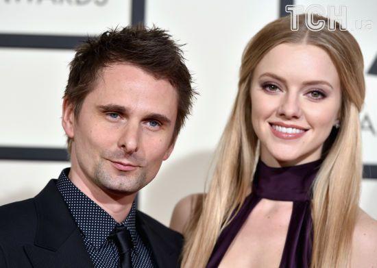 Лідер гурту Muse Белламі одружується із зіркою Playboy