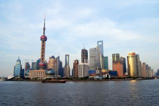 Влада Шанхая вирішила обмежити кількість людей у місті