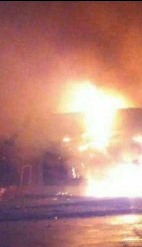 Жителів Кропивницького розбудили потужні вибухи