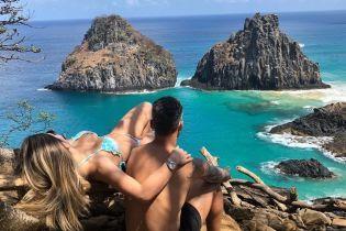 Дубай, Доминикана и Маврикий: где отдыхают футболисты