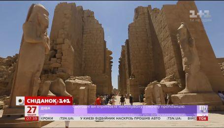 Мій путівник. Єгипет – храм Карнак у Луксорі