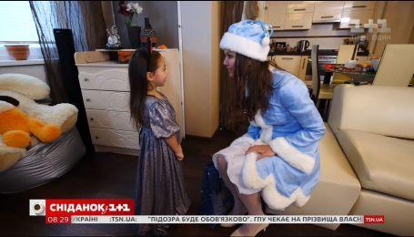 Ірина Гулей розказала про складнощі та цікавинки професії Снігуроньки