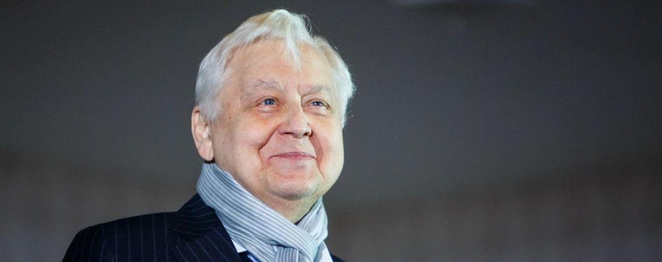Померла зірка радянського кіно Олег Табаков