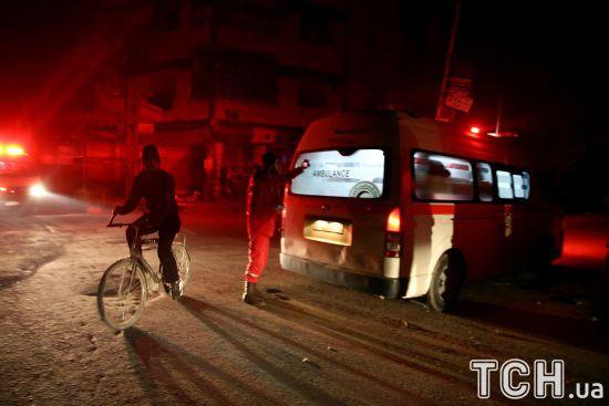 ООН закликала негайно припинити вогонь в районі сирійської Східної Гути