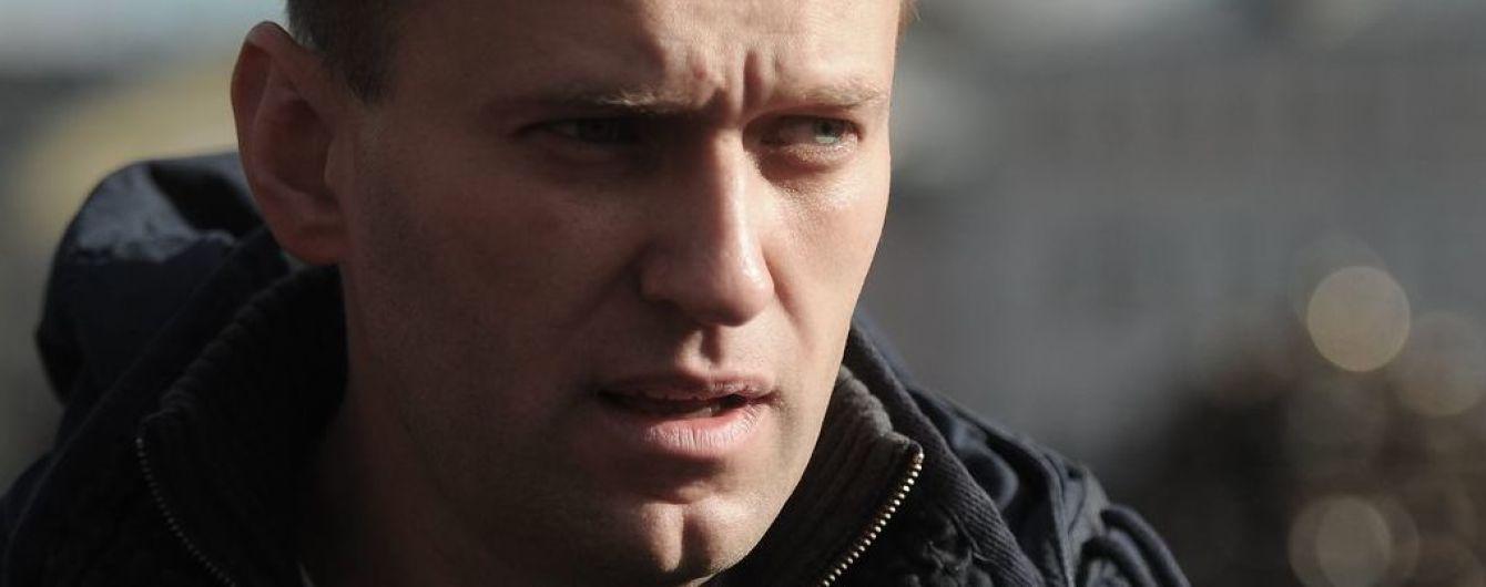 У Німеччині наполягають на негайному звільненні опозиціонера Навального