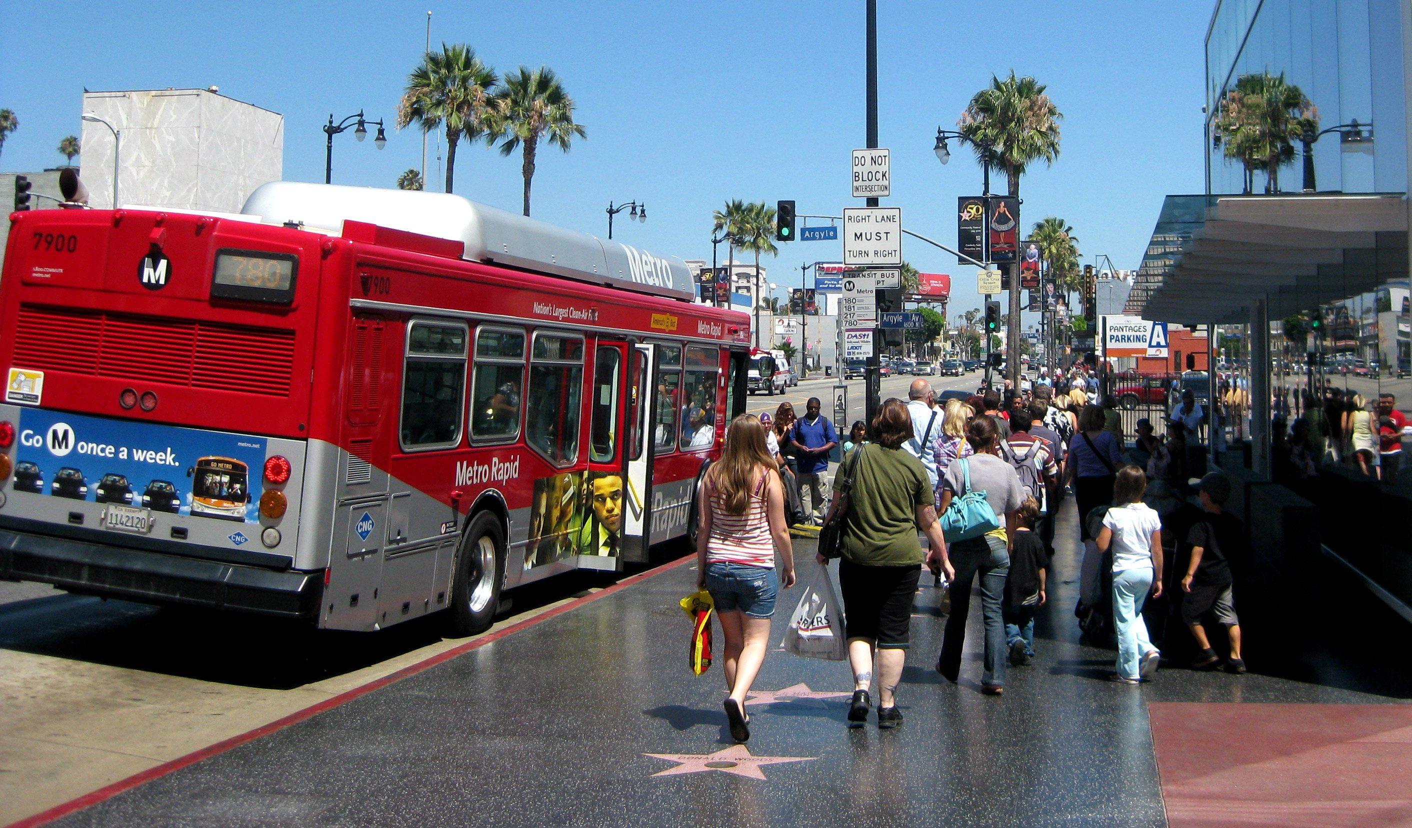 "Голлівудська ""Алея слави"", Лос-Анджелес"