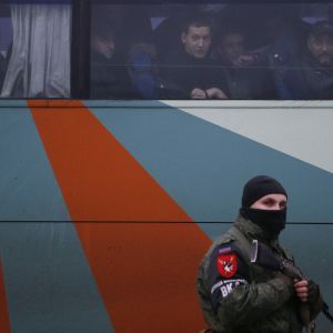Бойовики утримують на окупованих територіях України 113 заручників - Грицак