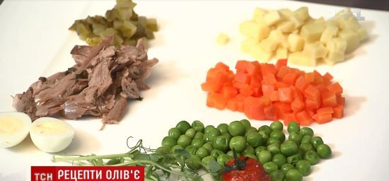 Як їсти та чим запивати олів'є: ТСН дізналася, чому класична версія салату стала рідкістю