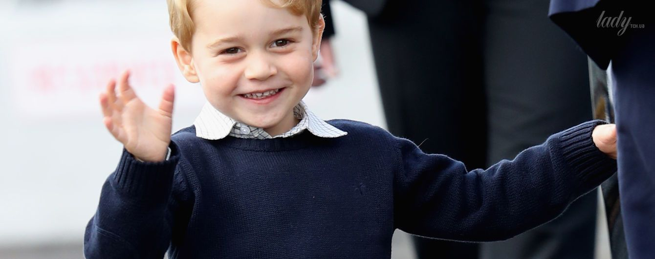 Сын герцогини Кембриджской и принца Уильяма попросил на Рождество очень скромный подарок