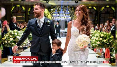Романтичний 2017-й: як зірки святкували свої весілля