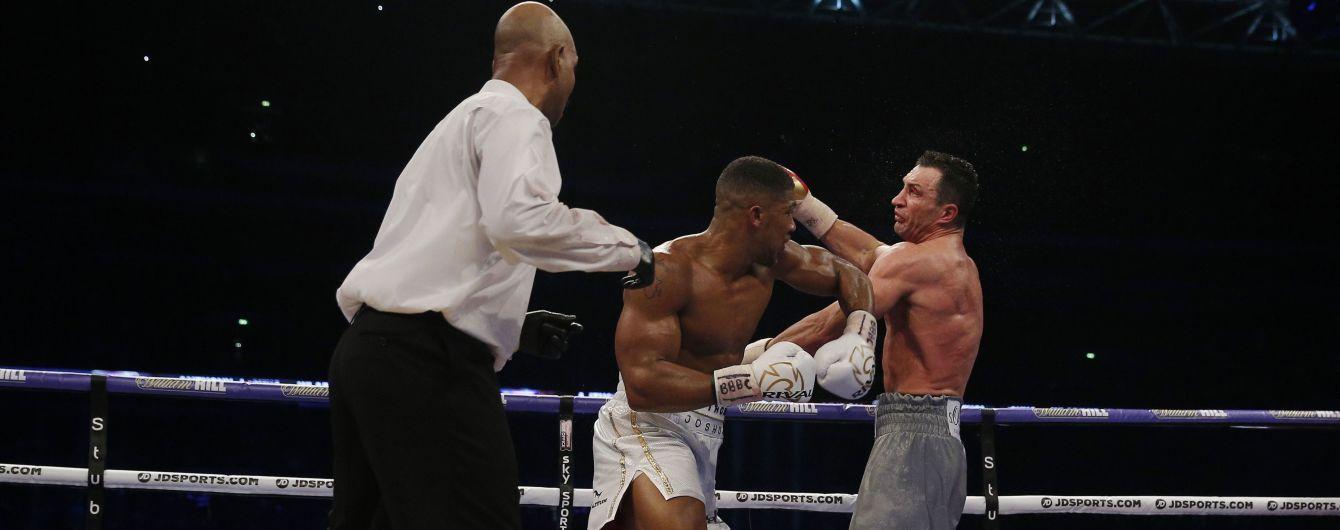 Промоутер Джошуа назвал ориентировочную дату боя-реванша с Кличко