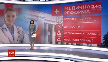 Петр Порошенко подписал закон о медицинской реформе
