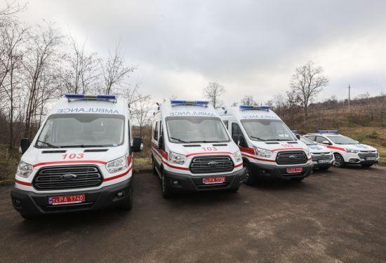 В Одесі бригаду швидкої, яку затримали поліцейські, звільнили з роботи