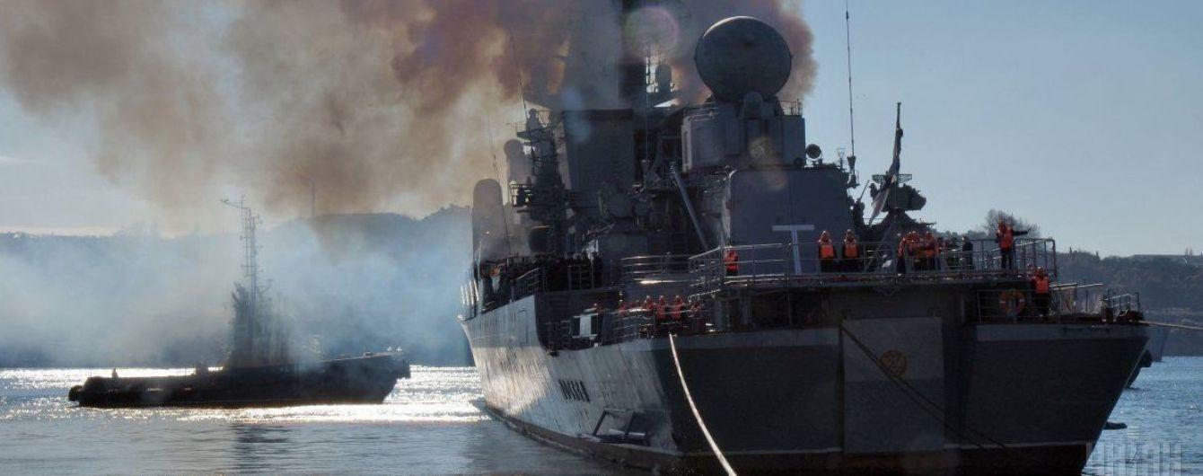Черноморский флот РФ приведен в состояние повышенной боеготовности из-за Украины - Reuters