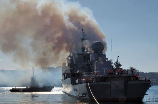 Чорноморський флот РФ приведено у стан підвищеної боєготовності через Україну - Reuters