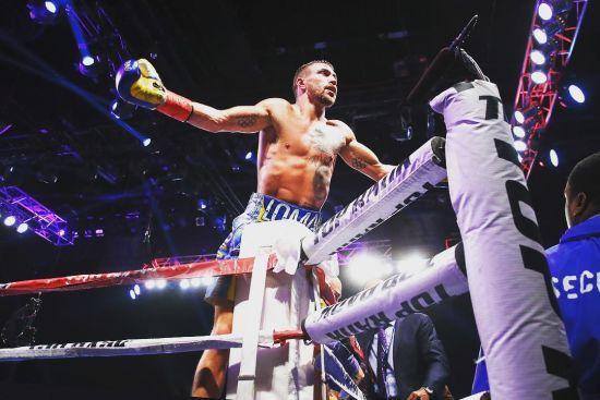 Американці визнали Ломаченка найтехнічнішим боксером 2017 року