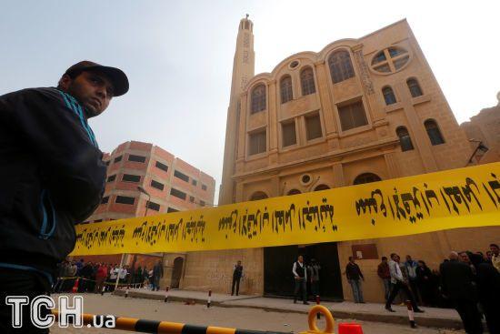 Стрілянина біля церкви у Каїрі: щонайменше 10 загиблих