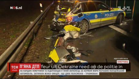 МИД подтвердило, что за рулем фуры, которая сбила женщину в Германии, был украинец