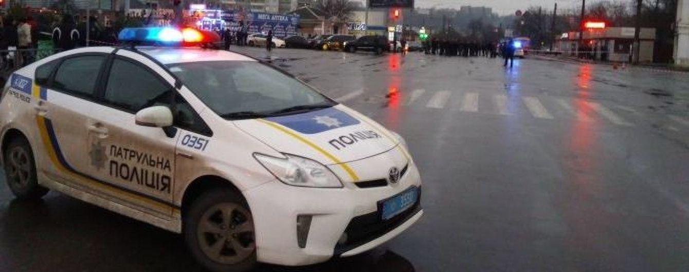 Нападение на отделение почты в Харькове: задержанного допросили и отправили в изолятор
