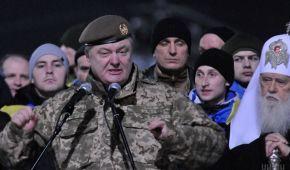 Порошенко ждет кандидатуры командующего объединенных сил и предложений о смене формата операции на Донбассе